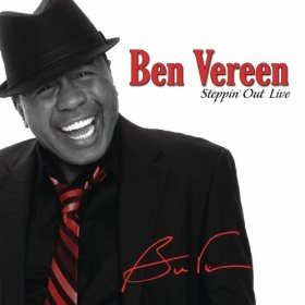 Ben Vereen Steppin Out Live CD - sings Schwartz songs