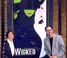 Wicked the Musical (Broadway and Tours) by Stephen Schwartz