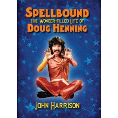 Doug Henning Spellbound book includes Magic Show