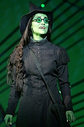 Elphaba - Eden - at Emerald City