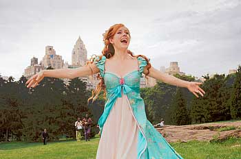 That's How You Know Enchanted Amy Adams