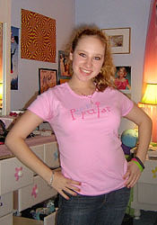 Pink Popular shirt from Wicked