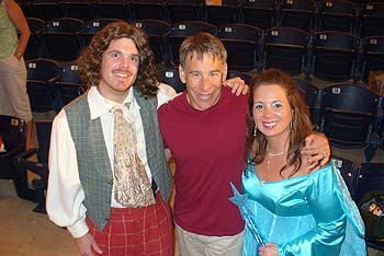 Stephen Schwartz, Geppetto, Blue Fairy