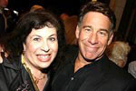 Winnie Holzman and Stephen Schwartz - writers for Wicked