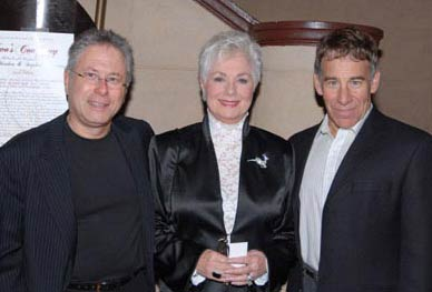 Alan Menken, Shirley Jones, Stephen Schwartz