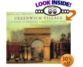 Photo - book cover for 'Grenwich Village: A Guide to America's Legendary Left Bank'