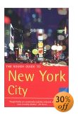 Photo - book cover of 'The Rough Guide to New York City'