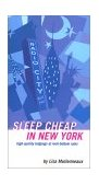Photo - book cover for 'Sleep Cheap in New York'