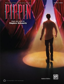 Pippin Music- Broadway Revival Cover - 2013 Songbook