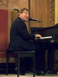 Stephen Schwartz performing