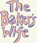 The Baker's Wife Logo