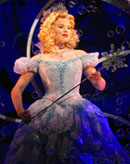 Wicked Glinda Megan Hilty