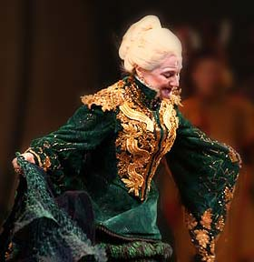 Madame Morrible costume